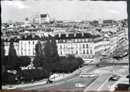 NANTES PLACE DE LAPETITE HOLLANDE ET SQUARE J B DAVIAIS - Nantes
