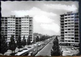 NANTES BUILDINGS DE LA PLACE VICTOR MANGIN LE BOULEVARD DES MARTYRS NANTAIS - Nantes