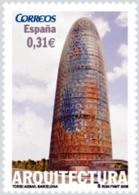 ARQUITECTURA - AÑO 2008 - Nº EDIFIL 4407 - 2001-10 Gebraucht
