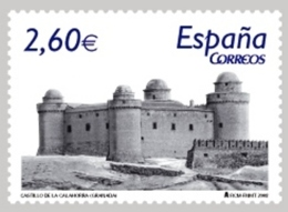 CASTILLOS - AÑO 2008 - Nº EDIFIL 4439 - 2001-10 Gebraucht