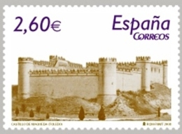 CASTILLOS - AÑO 2008 - Nº EDIFIL 4440 - 2001-10 Gebraucht