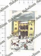 LANGHIRANO - Immagine Ritagliata Da Pubblicazione Originale D'epoca - Victorian Die-cuts