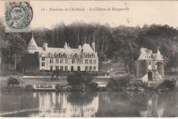 50 Urville Nacqueville. Chateau De Nacqueville - Other Municipalities