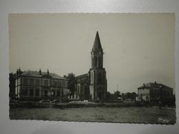 88 Padoux, Grande Place. Ecole De Filles, école De Garçons, Mairie (113) - France