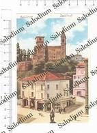 BAZZANO - Immagine Ritagliata Da Pubblicazione Originale D'epoca - Victorian Die-cuts