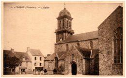 29 CROZON - L'église - Crozon