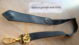 Bélière GRANDE Soie Dragonne Pour Sabre Ou Epée Armée Marine Militaire - Armes Blanches