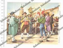 GUASTALLA GNOCCATA - Immagine Ritagliata Da Pubblicazione Originale D'epoca - Victorian Die-cuts