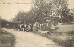 VILLERS-FARLAY-le Champ De Foire - France