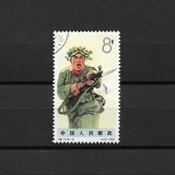 "Chine / China  1965 - N° 887 "" Soldiers "" Used - 1949 - ... Repubblica Popolare"