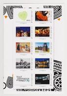 """FRANCE 2013 Collector  """"Tout Commence En Finistère """"10 TP Adhésifs Parfait état - Collectors"""