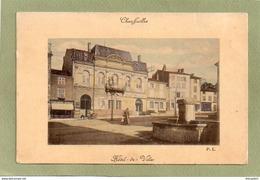 CHAUFFAILLES   HOTEL DE VILLE - France