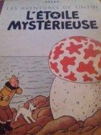 L'étoile Mystérieuse HERGE Casterman 1950 - Hergé