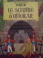 Le Sceptre D'ottokar HERGE Casteman 1956 - Hergé