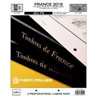 Jeu France Yvert Et Tellier FS 2019 - 1ère Partie - Vordruckblätter
