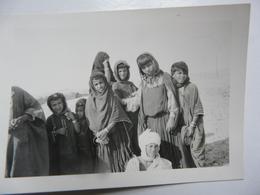 PHOTO ANCIENNE - ALGERIE : El Oued/Souf - Ville Située Dans Le Nord-est Du Sahara Algérien - Scène Animée - Afrika