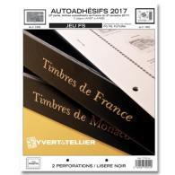 Jeu France Yvert Et Tellier FS 2018 - Autoadhésifs 2ème Partie - Album & Raccoglitori