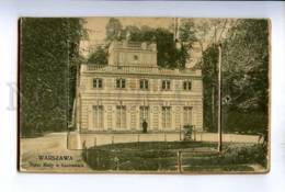 192743 POLAND WARSZAWA 11 Views Vintage Postcard - Polonia