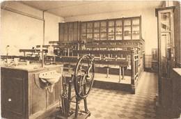 Morlanwelz NA46: Athénée Provincial. L'Auditoire De Physique, Côté élèves 1910 - Morlanwelz
