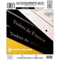 Jeu France Yvert Et Tellier FS 2019 - Autoadhésifs 1ère Partie - Vordruckblätter