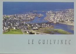 CPM Guilvinec, Vue Générale Sur Le Port - Guilvinec