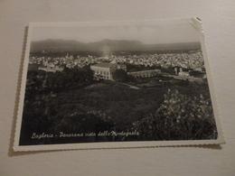 CARTOLINA BAGHERIA-PANORAMA VISTO DALLA MONTAGNOLA-VIAGGIATA - 1965 - Bagheria