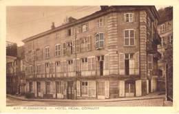 88 - PLOMBIERES Les BAINS : Hotel RESAL CORNUOT - CPA Village (1.680 Habitants) - Vosges - Plombieres Les Bains