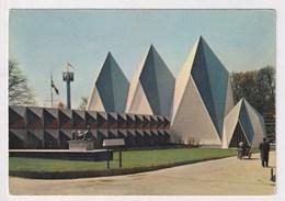 BELGIUM - AK 370635 Brussels - Exposition Universelle De Bruxelles 1958 - Pavilion Of Great Britain - Wereldtentoonstellingen
