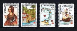 Granada Granadinas Nº 739/42 Nuevo - Grenada (1974-...)