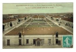 78 YVELINES MONTESSON Ecole Départementale TH Roussel Maison D'éducation Vue De La Partie Centrale Prise De La Ferme - Montesson
