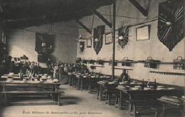 ECOLE MILITAIRE DE RAMBOUILLET 78 - LE PETIT REFECTOIRE - Rambouillet