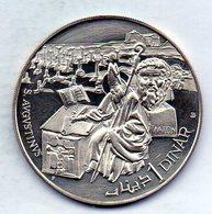 TUNISIA, 1 Dinar, Silver, Year 1969, KM #296 - Tunisia