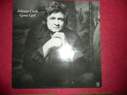 LP33 N°1160 - JOHNNY CASH - GONE GIRLS - COMPILATION 10 TITRES ***** - Rock