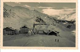 CARTOLINA AUSTRIA 1949 - OBER GURGL 1930 M. - SOLDEN  - VIAGGIATA - Sölden