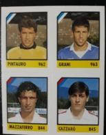 Figurina Micro Calcio Vallardi 90-91 1991 Empoli Taranto Numero 254 - Altri