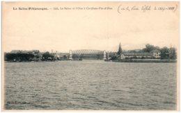 78 La Seine Et L'Oise à CONFLANS-FIN-D'OISE - Francia