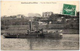 78 CONFLANS-FIN-D'OISE - Vue Des Côtes-de-Vannes - Autres Communes