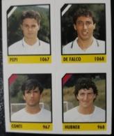 Figurina Micro Calcio Vallardi 90-91 1991 Fano Siena Numero 227 - Altri