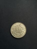 Moneta SVIZZERA 2 Fr. 1953 - Silver - Switzerland