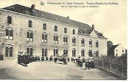 CPA / AK / PK  -  FORGES-BAELEN Lez DOHLAIN  Pensionnat De Saint François  ( Animation ) - Baelen