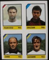 Figurina Micro Calcio Vallardi 90-91 1991 Carpi Carrarese Chievo Verona Numero 251 - Altri