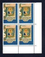 Francobolli Vaticano 1995 - Quartina Nuova - Vatican