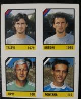Figurina Micro Calcio Vallardi 90-91 1991 Marcello Lippi Cesena Torres Numero 202 - Altri