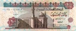 Egypt 100 Pounds, P-67a (30.1.2001) - UNC - Aegypten