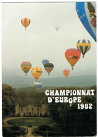 Luxembourg Championnat D`Europe 1982 Voir Scan - Cartes Postales