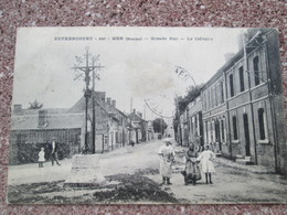 Bethencourt Sur Mer .  Grande Rue . Le Calvaire - Other Municipalities