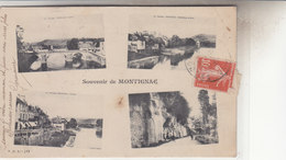 SOUVENIR  DE MONTIGNAC - Francia