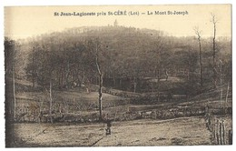 Saint Jean Lagineste Près St Céré Le Mont St-Joseph - France