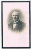 Dp. Burgemeester V. Loo-ten-hulle. Bouckaert Charles. ° Loo-ten-hulle 1845 † Loo-ten-hulle 1913  (2 Scan's) - Religion & Esotérisme