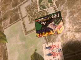 Colombia Sport Il Calcio Francia 98 - Stamps